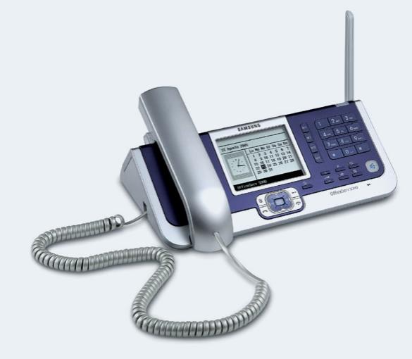 Επαγγελματικό σύστημα τηλεφωνίας με πολλαπλές λειτουργίες τηλεφωνικού κέντρου
